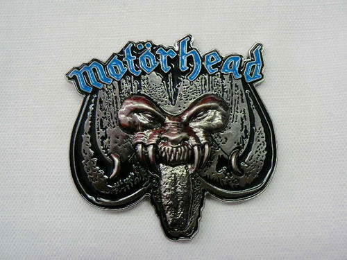 Motorhead Logo Belt Buckle