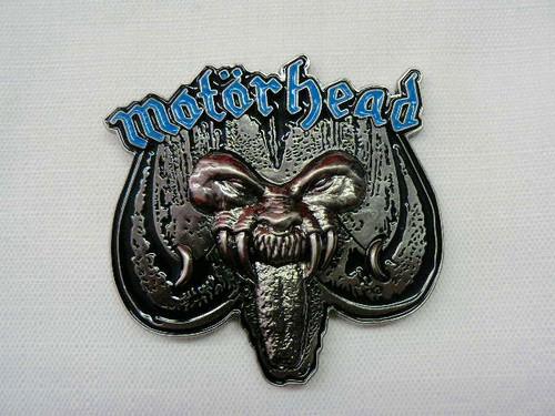 Motorhead Logo Belt Buckle