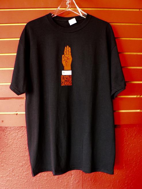 White Stripes 3 T-Shirt