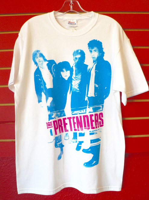 Pretenders 80s Band Photo T-Shirt