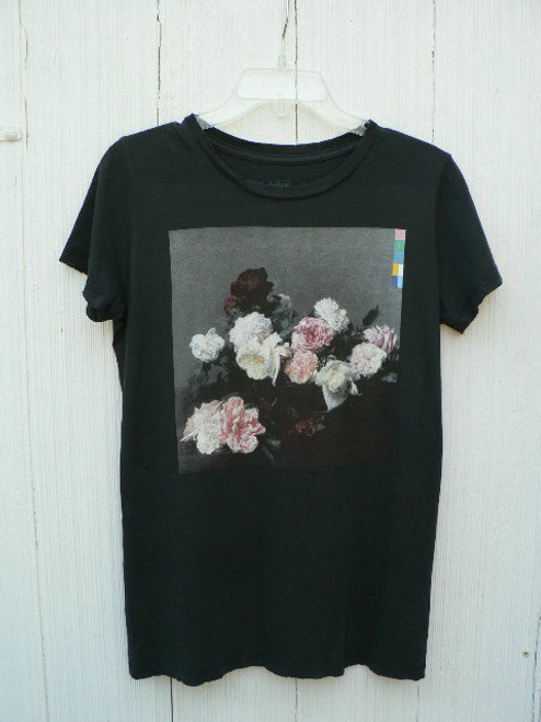 New Order Power Corruption and Lies Vintage Look T-Shirt
