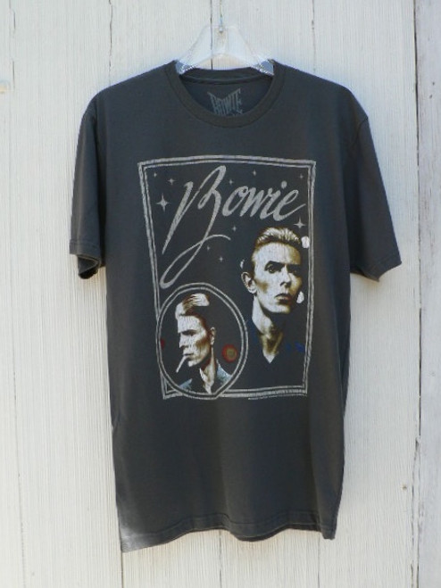 David Bowie Vintage Look Sound and Vision T-Shirt