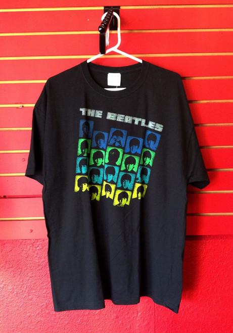 Beatles Black Squares T-Shirt