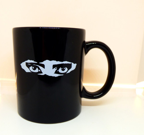 Siouxsie Eyes Coffee / Tea Mug