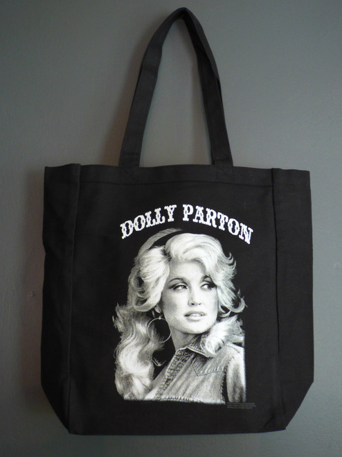 Dolly Parton Eco Friendly Reusable Grocery Tote Bag