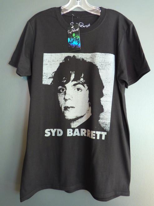 Syd Barrett Syd Headshot T-Shirt