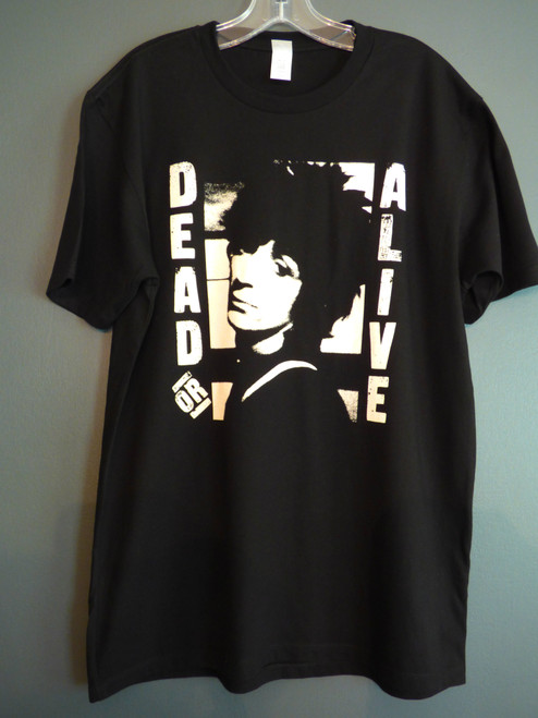 Johnny Thunders Dead or Alive T-Shirt