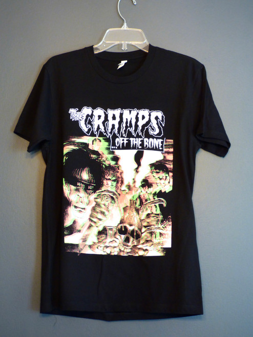 The Cramps - Off the Bone - 3D Print T-Shirt