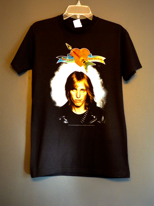 Tom Petty and the Heartbreakers Debut Album T-Shirt