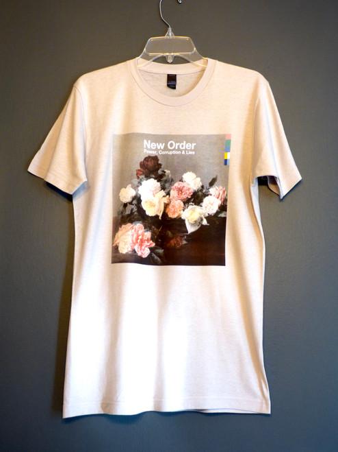 New Order - Power, Corruption, & Lies Album T-Shirt