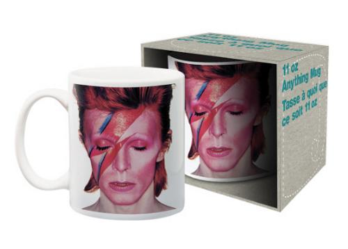 David Bowie Aladdin Sane Mug Cup