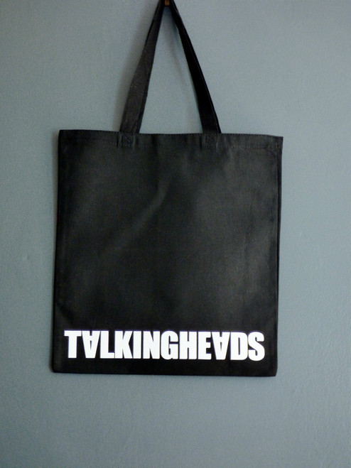 Talking Heads Big Plane Tote Bag
