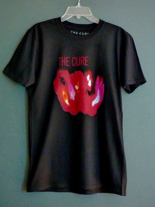 The Cure - Pornography Album Cover T-Shirt