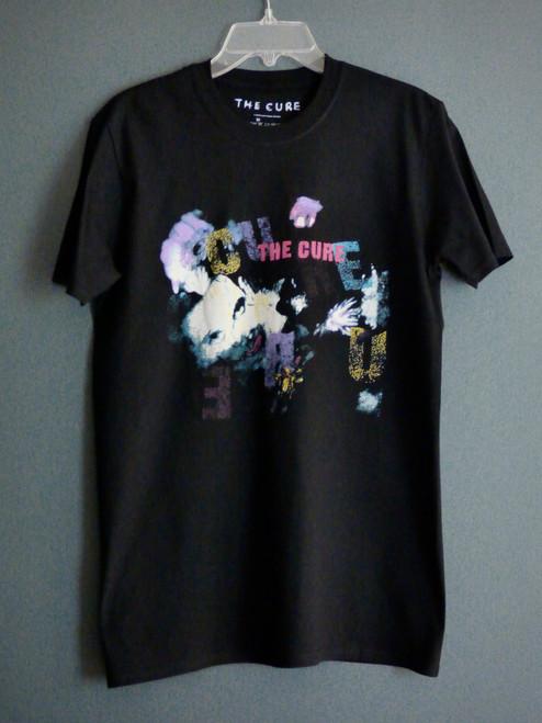 The Cure - Disintegration Album Cover - Prayer Tour Reprint T-Shirt