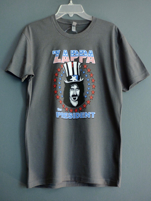 Frank Zappa for President T-Shirt