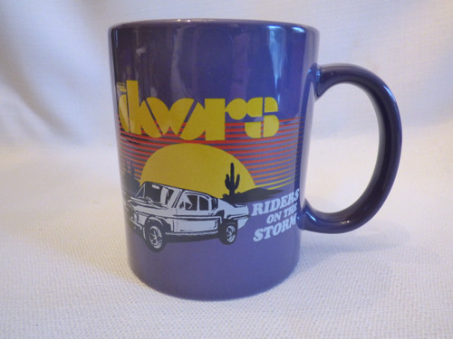 The Doors - Riders on the Storm Coffee Tea Mug Cup