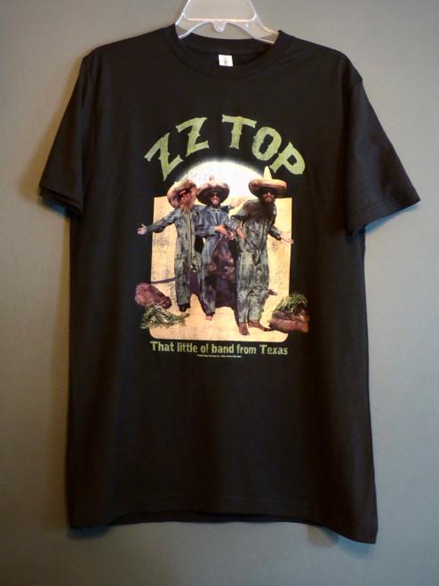 ZZ Top - El Loco Album - T-Shirt