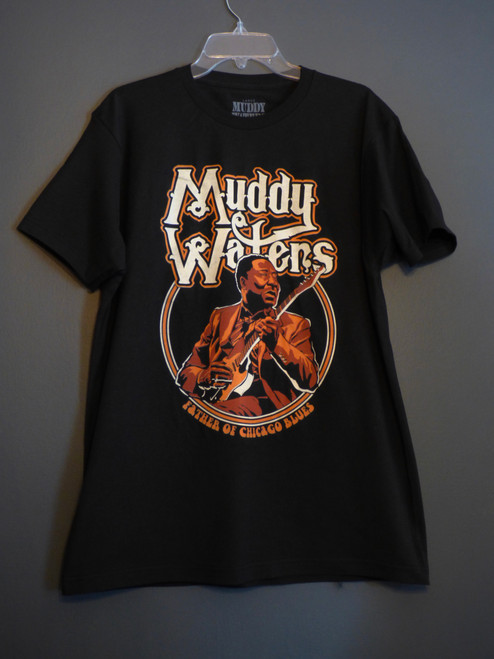 Muddy Waters – Father of Chicago Blues T-Shirt
