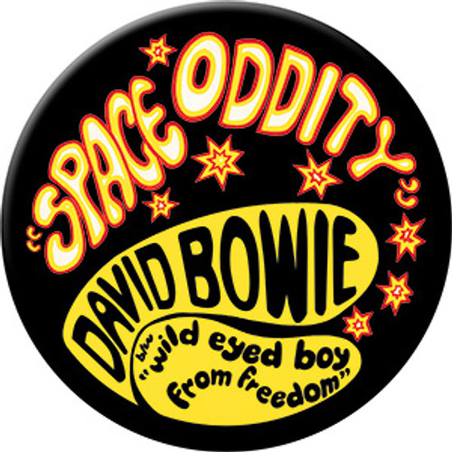 David Bowie Space Oddity Magnet