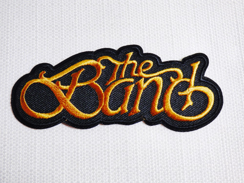 The Band - Logo Embroidered Patch