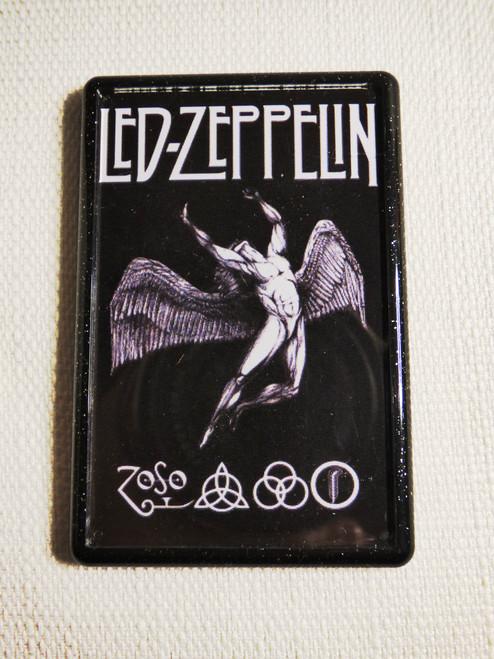 Led Zeppelin Angel Zoso Fridge Magnet