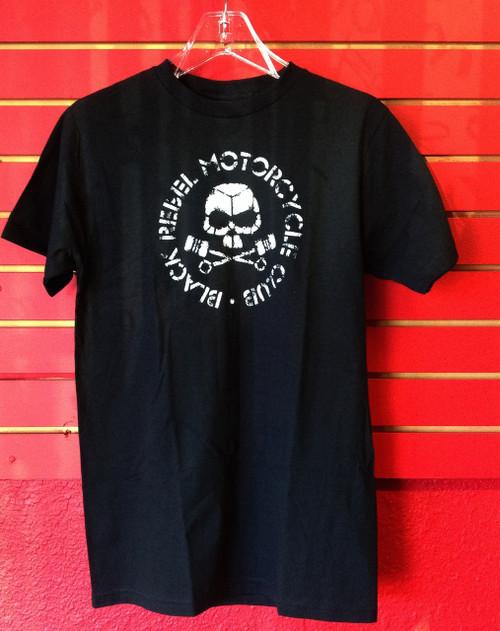Black Rebel Motorcycle Club - Skull Logo T-Shirt
