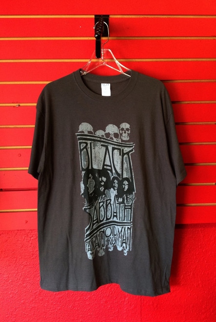 Black Sabbath Paranoid T-Shirt in Grey