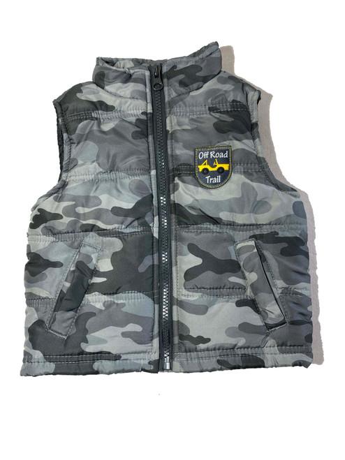18M Kids Headquarters Vest