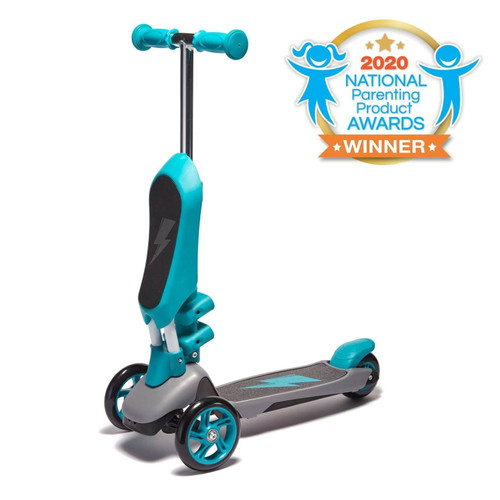 """""""Ace"""" 2-in-1 Sit & Stand Convertible Scooter"""