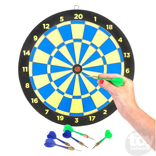 Wooden Dart Game (12+)