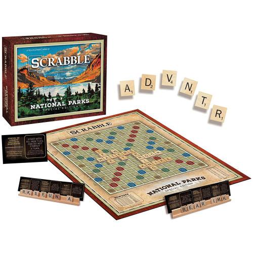Scrabble - National Parks (8+)