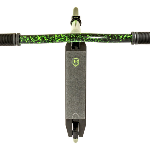 Extremist Pro Scooter - Black/Green