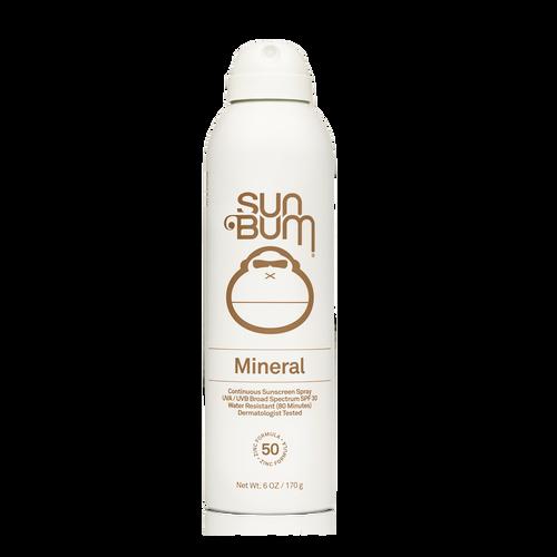 Mineral Sunscreen Spray SPF 50