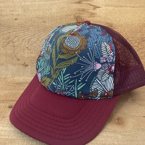 Pixelated Floral (Adult/Youth L)