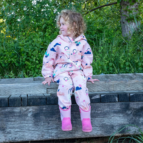 Baby/Toddler Waterproof Jackets (1T-3T)