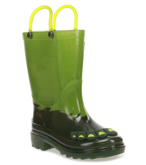 11K-1Y Monster Foot Lighted Boots