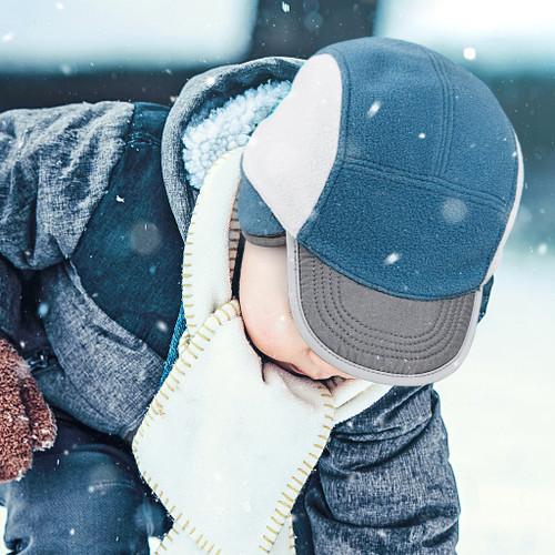 Infant Snowflip Cap 6-12M