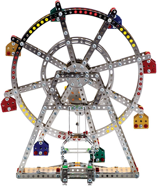 Steel Works Ferris Wheel (8+)