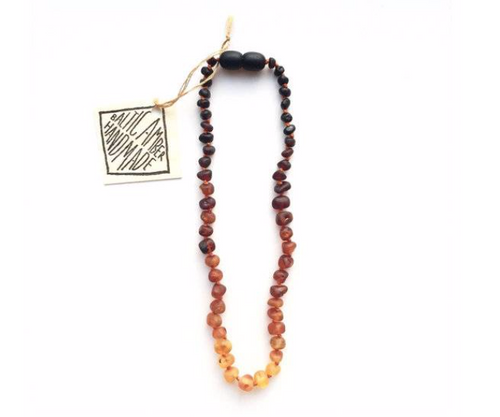 """Raw Baltic Amber Necklaces (11""""/13"""")"""