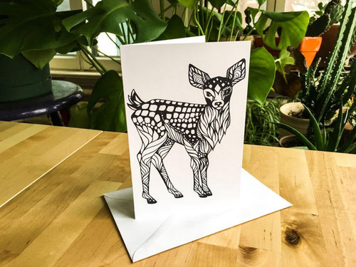 Coloring Greeting Cards