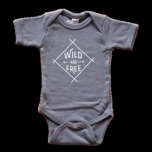 Wild & Free Bodysuits