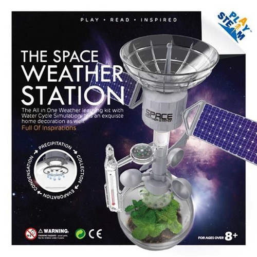 The Space Weather Station (8+)