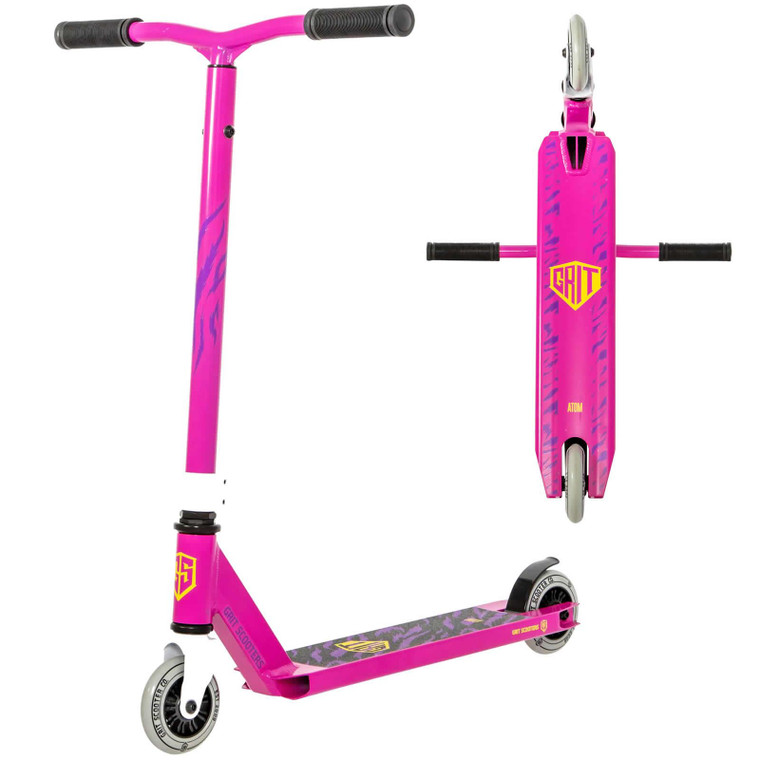 Atom Pro Scooter - Pink