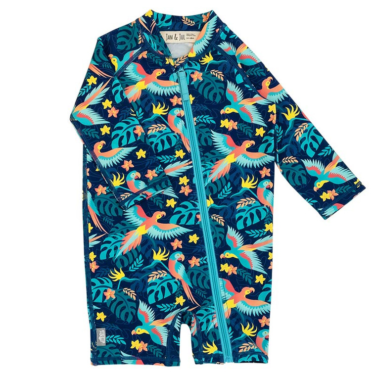 Parrot 1-Pc UV Jumpsuit (Baby/Toddler)