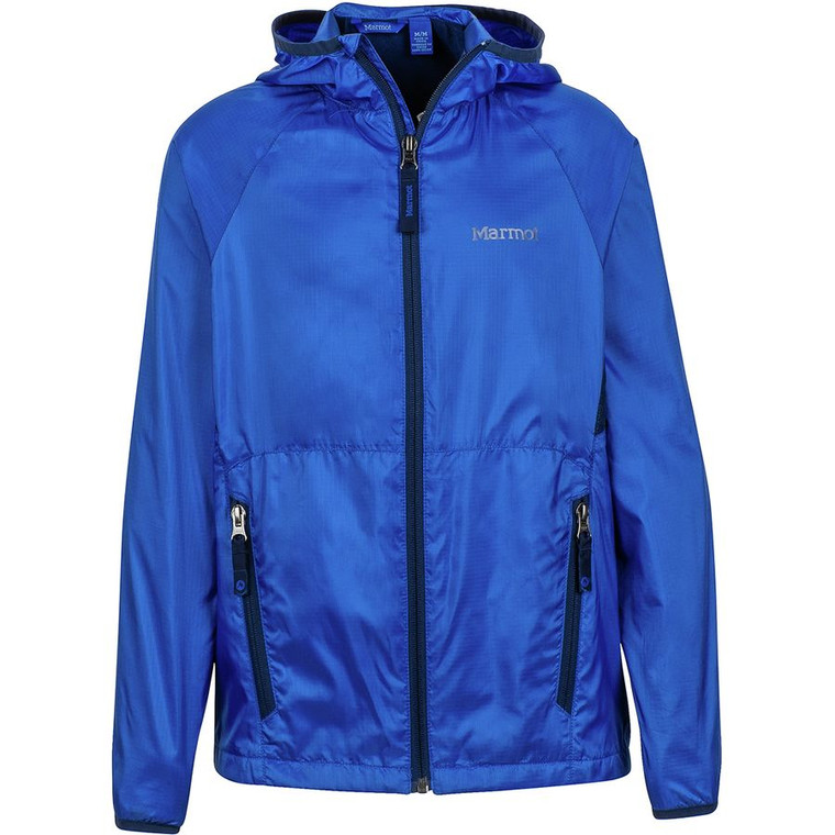 Kids' Ether Hoody Surf/Arctic Blue (XS-M)
