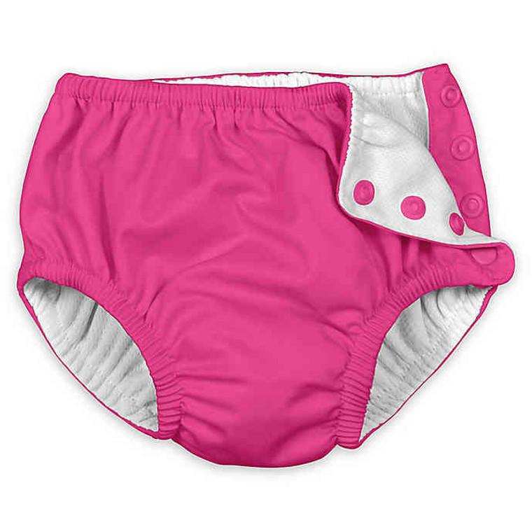 4T Solid Swimsuit Diaper