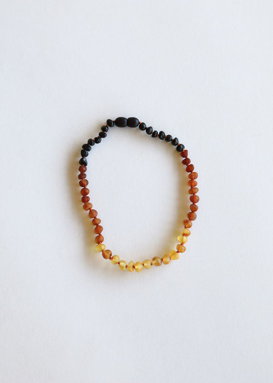 Raw Baltic Amber Necklaces