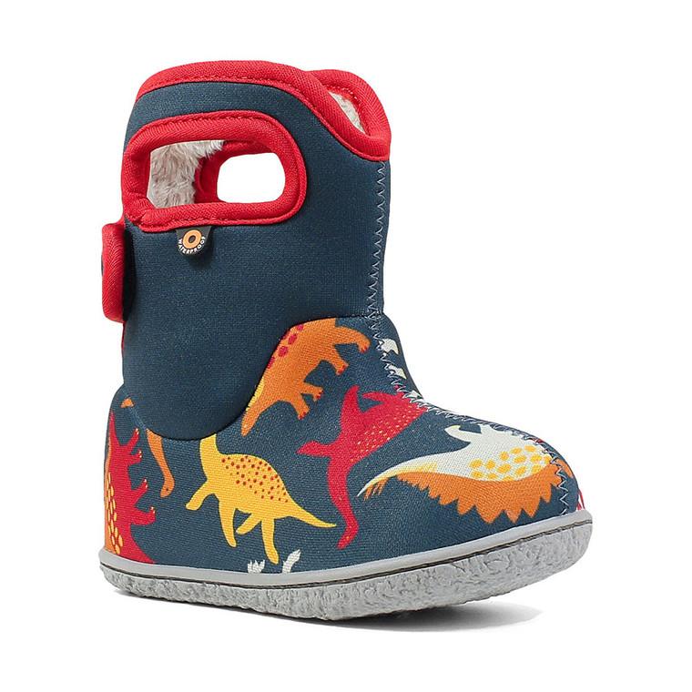 Baby Dino Indigo Multi (4, 6)