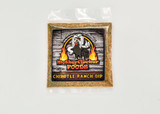 Scoville Heat Units (SHU) 2,500 - 8,000 Mild  If you love Chipotle this is a must have, Smoky with a shuttle heat bursting with flavor and versatile. Try it in our 8-layer Bean Dip, use it in your slow cooker with beef, chicken or pork, even add it to your breading's. Serve it with chip, crackers, veggies, use it as a spread or use it as a seasoning.  *Recipe, 8-layer Bean Dip.  MSG & Gluten Free
