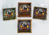 Chili Seasoning Award Winning Mix, Snakebite Dip Mix, Jalapeno Dip Mix and Chipotle Ranch Dip Mix.